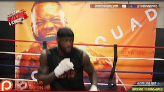 🔴Deontay Wilder Reflects On The Day He Decided How Many years Until his Retirement❗️