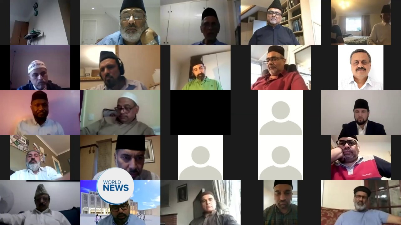Online forums held during lockdown