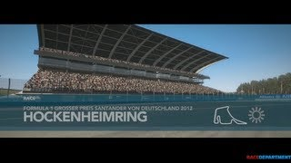 F1 2012 The Game - Mercedes AMG @ Hockenheim (PC HD)