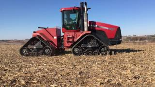 2007 Case IH Quadtrac 530