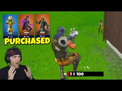 Every Time I Die I BUY Something From The ITEM SHOP ... (very Annoying)