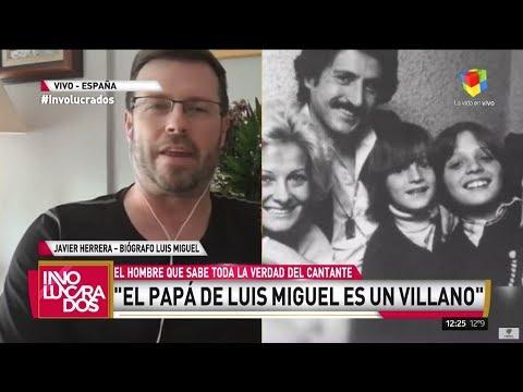 Hablamos con el hombre que sabe toda la verdad sobre Luis Miguel