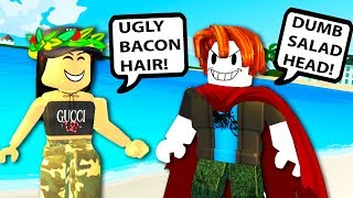 ROASTING MY BULLIES AS BACONMAN! Bacon Gets Revenge | Roblox Admin Commands | Roblox Funny Moments