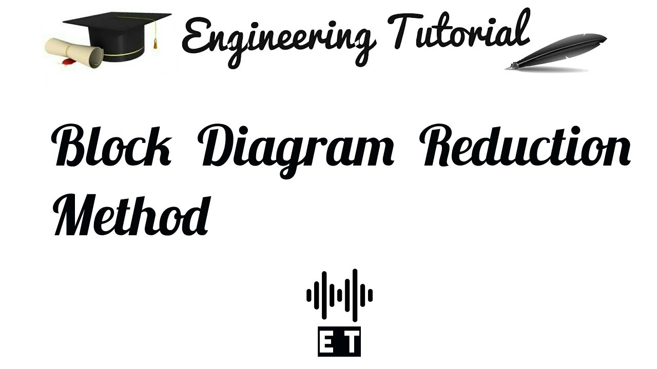 Control Systems Block Diagram Reduction Method Youtube Of Diagrams In