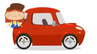 Доктор Машинкова - Спортивный автомобиль и знак ограничения скорости
