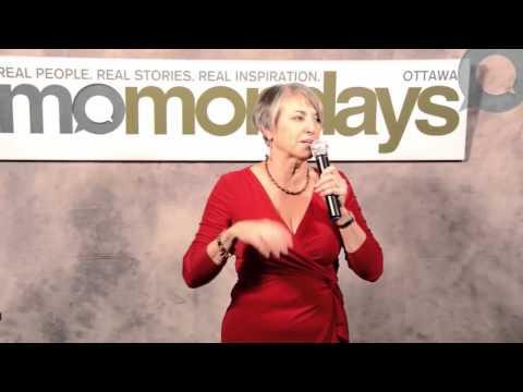 momondays Ottawa Host Linda Babulic!