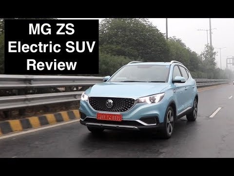 MG ZS Electric SUV Review- Is It Any Good? Let's Find Out!