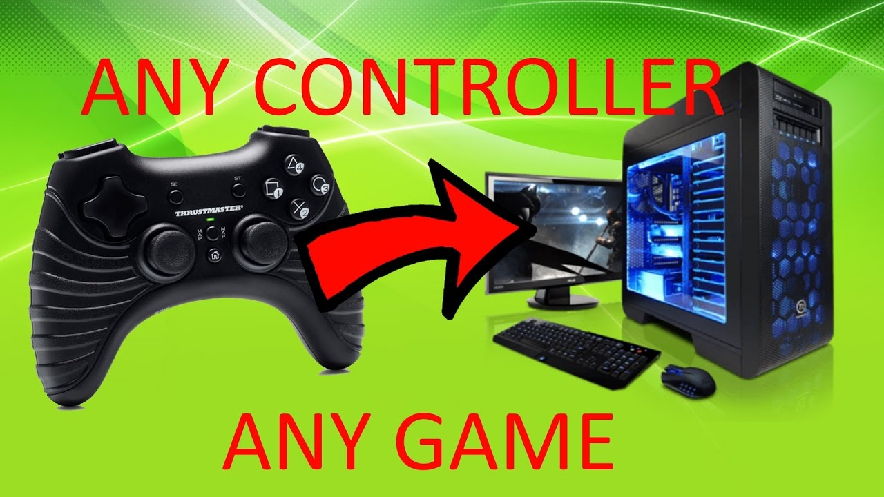 [Tutorial] How to Use Any Controller in PC Games (With
