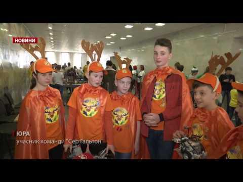 Маленькі винахідники презентували унікальних роботів у Києві
