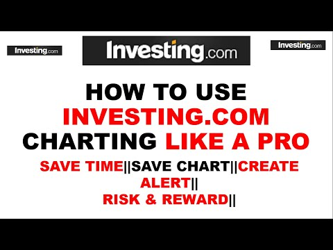 FREE CHARTING SOFTWARE  TOOL||FOR STOCK MARKET, FOREX MARKET|| HOW TO USE INVETING.COM LIKE PRO