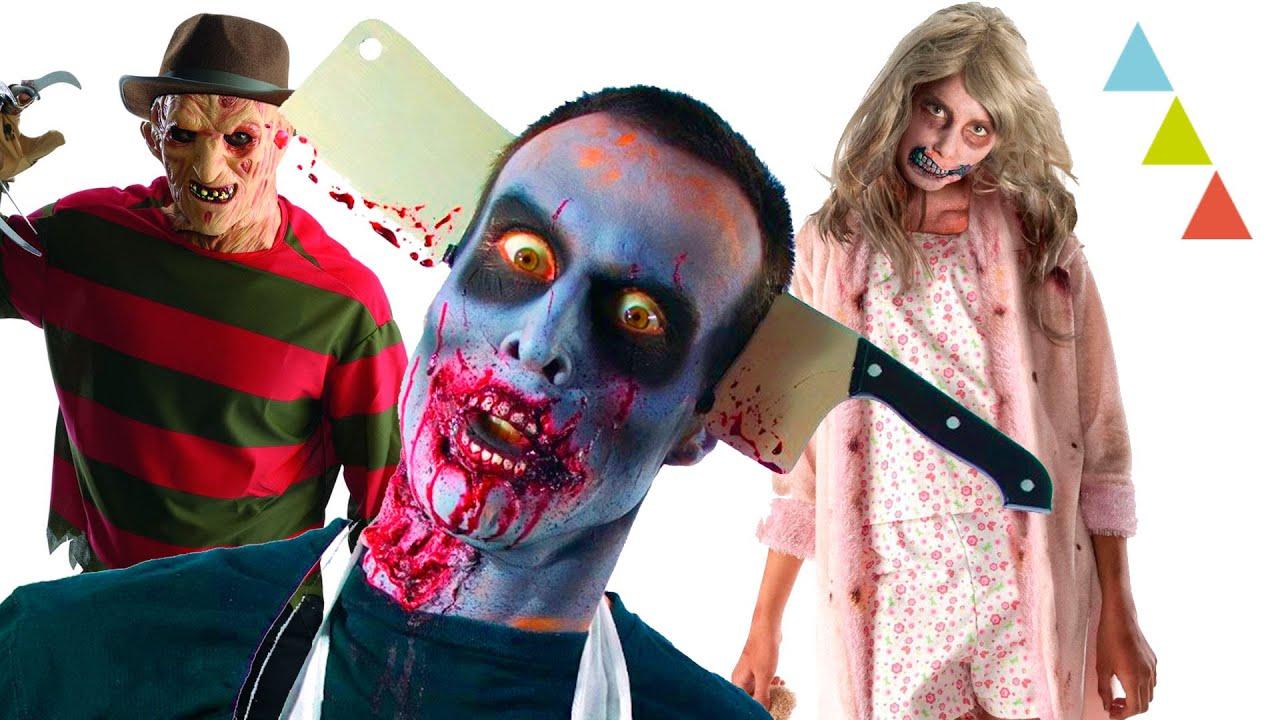 los 10 mejores disfraces de halloween youtube