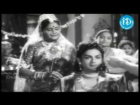 Seetharamula Kalyanam Chothamu Rarandi SongSeetharama Kalyanam Movie, NTR, Kanta Rao, Gitanjali