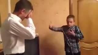 видео Подарок отцу от сына
