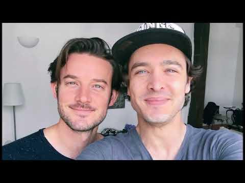 Alexander Vlahos & Evan  Williams - Safety Dance (MonChevy/Versailles)