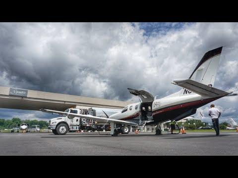 STRESSFUL FLIGHT INTO BAD WEATHER! - Single Pilot IFR Flight From Atlanta To Miami