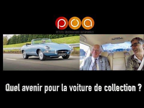 Quel avenir pour la voiture de collection ? Itw d'Alain Guillaume, Pdt de la FFVE