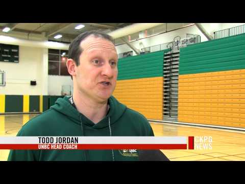 UNBC Looking to Cheng as Playoffs Approach