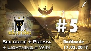 PREYYA + SEILGREIF + LIGHTNING = UNBESIEGBAR #5 DOUBLE CARRY :D | Deutsch | HD