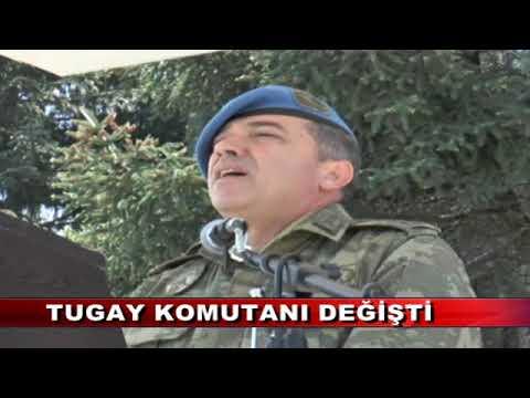 Tugay Komutanı Değişti  (20.08.2017 - BOLU)