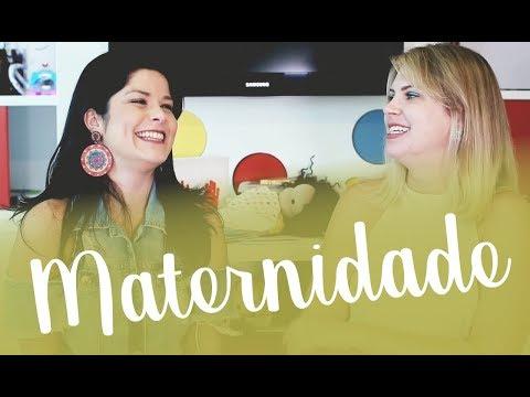 Maternidade e Disciplina Positiva com Carolinie Figueiredo!