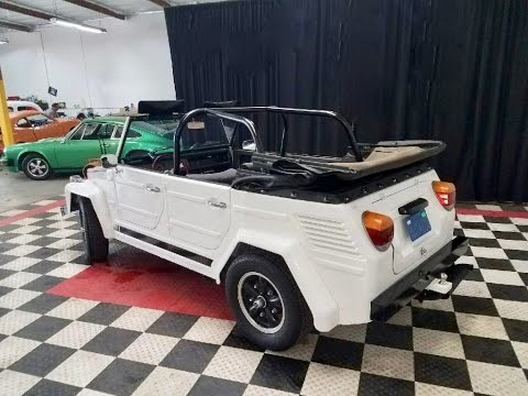 1973 Volkswagen Thing by DRIVEN.co