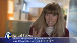 Patients Share Testimonials for Dental Implants and Sedation Dentistry in Vista, CA