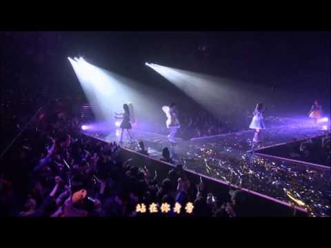 【HD繁體中字】 A Pink - Not An Angel (不是天使) @ Pink Paradise 1st Concert Live 2