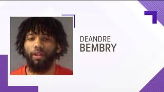 Atlanta Hawks player DeAndre Bembry arrested for going more than 100mph on the interstate