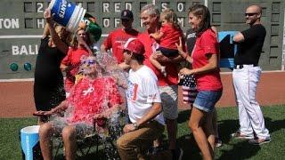The story behind ALS #IceBucketChallenge