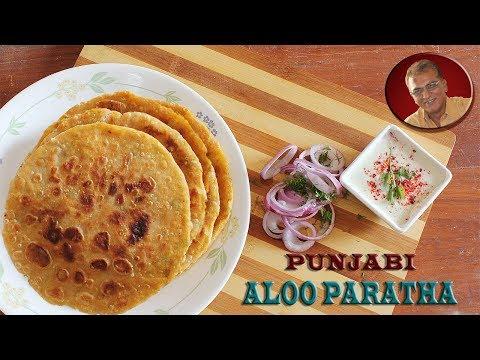punjabi aloo paratha recipe in hindi/आलू पराठा /ढाबा स्टाइल आलू पराठा