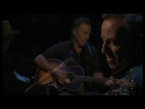 American Skin Acoustic Bruce Springsteen Youtube