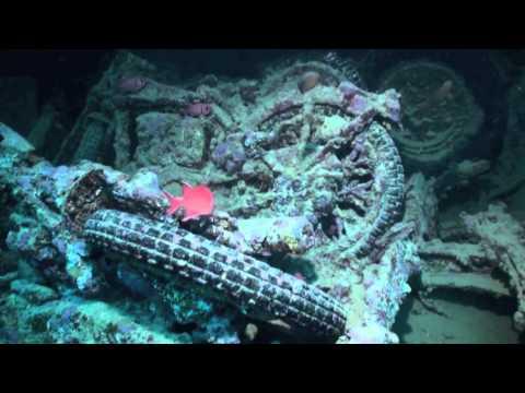 SS Thistlegorm wreck Egypt HD