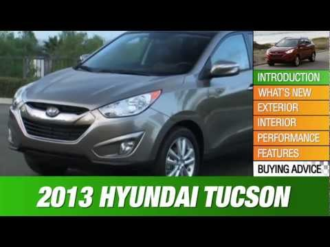 2013 Hyundai Tucson Review