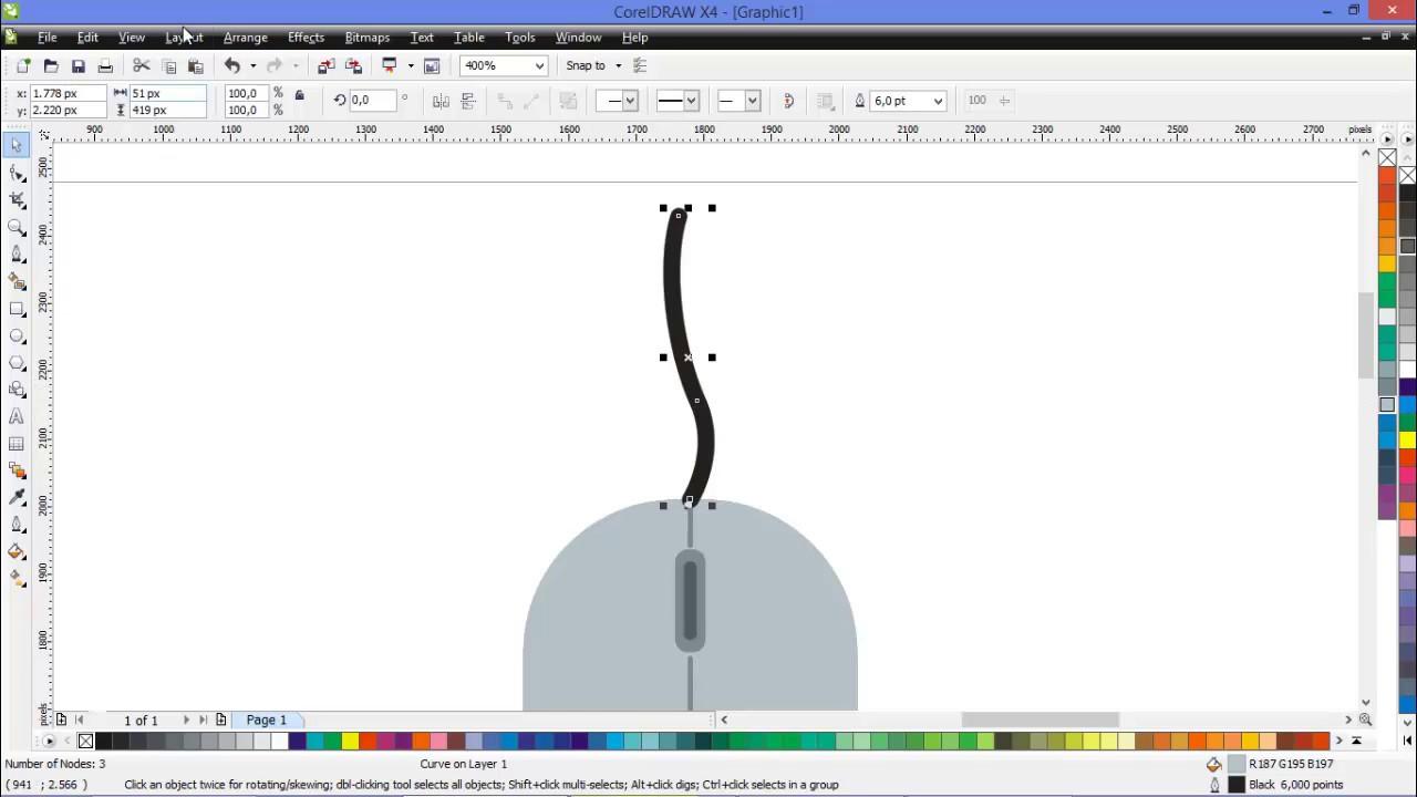 Ebook Desain Kaos Distro Dengan Coreldraw