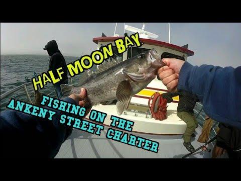 Half Moon Bay Fishing Charter JULY 2018 BNL Trip