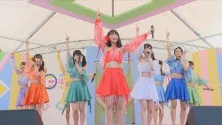 TIF2019 SMILE GARDEN ・MAX!乙女心 ・恋してYES~これが私のアイドル道~ ・ラブサマ!!! ・ナツカレ☆バケーション.