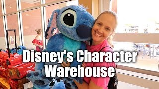 Shopping at Disney's Character Warehouse | Disney Outlet Store