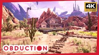 OBDUCTION ● 1 Hour Pc Gameplay Walkthrough ● 4K