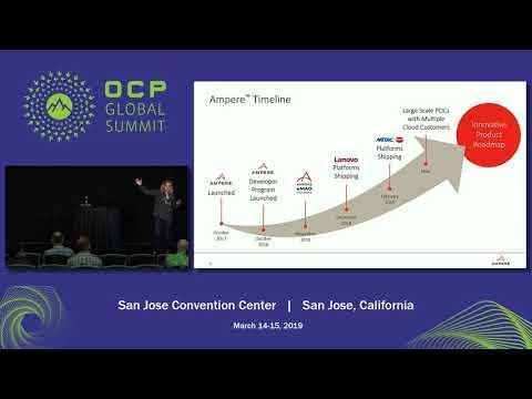 OCPSummit19 - Solving The Data Center Energy Crisis Creating Energy-Efficient, High-Perf Servers