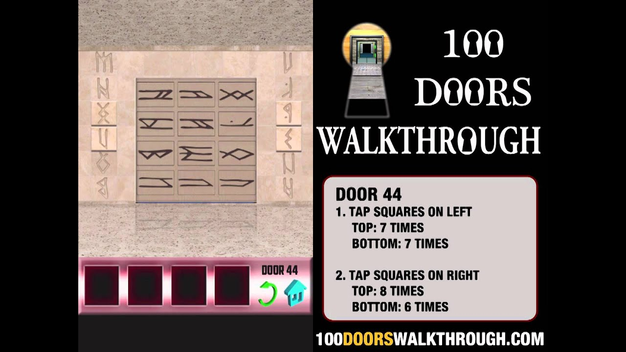 100 Doors X - Door 44 Walkthrough iPhone | 100 Doors X 44 | 100 Doors Walkthrough Cheats & 100 Doors X - Door 44 Walkthrough iPhone | 100 Doors X 44 | 100 ...