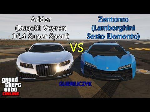 Vote No On  GTA VAdder Bugatti Veyron