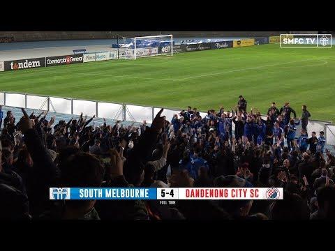 2017 FFA Cup (R7) :: South Melbourne v Dandenong City
