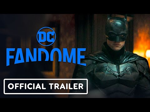 DC FanDome 2021 - Official Trailer