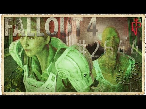Let's Play Fallout 4 #2644 ☢ Säuberung im Mass Pike: Tunnel