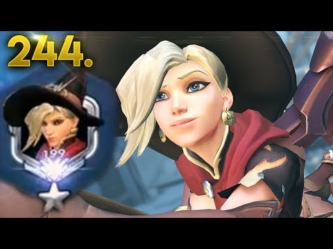 What Mercy God Looks Like..!! | OVERWATCH Daily Moments Ep. 244 (Funny and Random Moments)