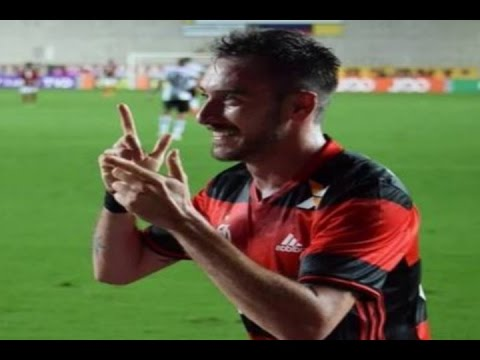 Flamengo 1 x 0 Atlético-PR - Narração: Luiz Penido, Rádio Globo RJ 06/08/2016