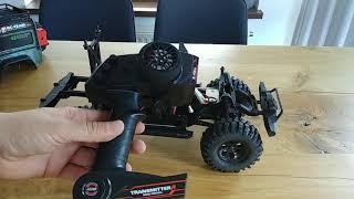 Traxxas TRX4 Defender Clone - HB Toys ZP1001 Full Mod
