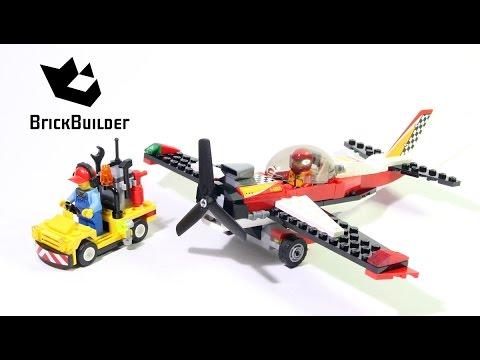 LEGO City 60019 Stunt Plane Toy Building Set 6024966