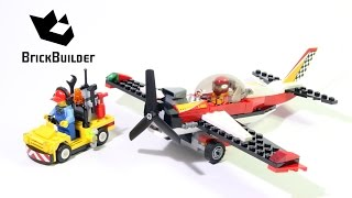 Kijk Lego City 60019 Stunt vliegtuig filmpje