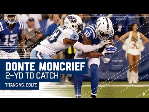 Colts Trick Play Sets Up Donte Moncrief